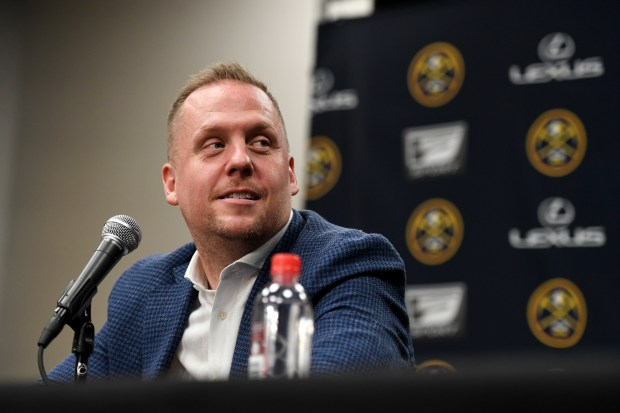 Denver Nuggets president of basketball operations ...