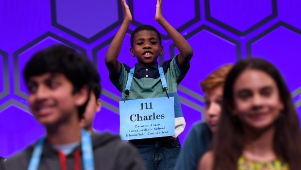 Labradoodle, guacamole and a dead person: Colorado kids thrown giggle-inducing words at Scripps National Spelling Bee