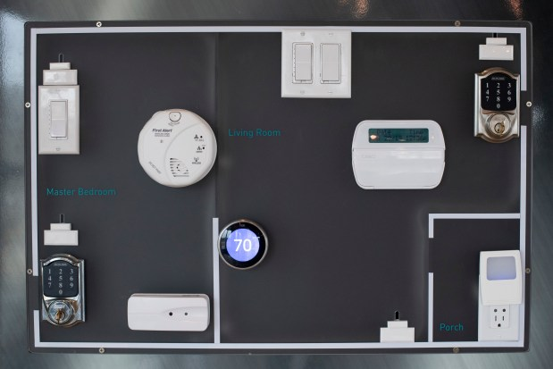 A display of Siemens' technology available ...