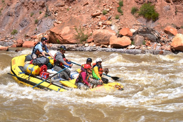 A run through Colorado's Yampa whitewater reveals the wildness that remains. But will the West's rivers survive urban demands?