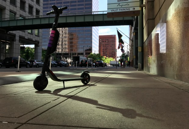 Denver scooter operators roll out new models, other cities