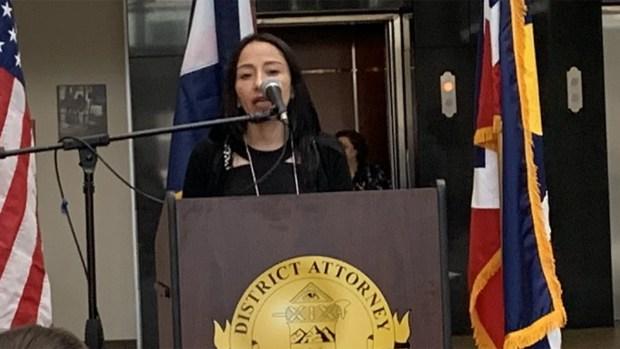 "Denver hosts ""heroes"" for their efforts combating human trafficking"
