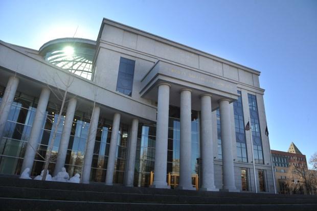 Ralph Carr Judicial Center, 1300 Broadway, ...