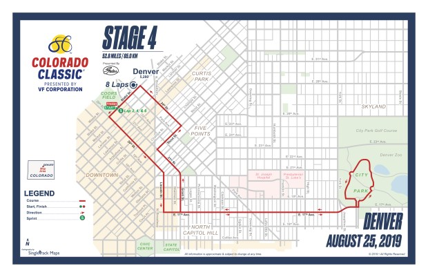 Colorado Clic bike race announces routes for its four stages on