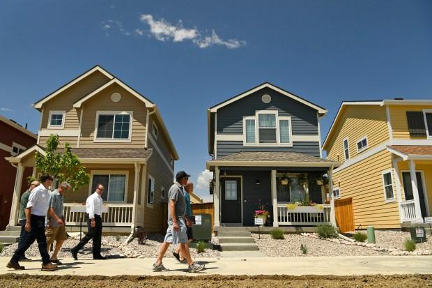 Mission Homes Colorado founder David Gregg, ...