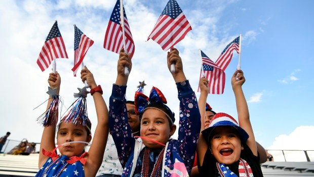 PHOTOS: Lakewood Fourth of July festivities get the go-ahead, despite bad weather