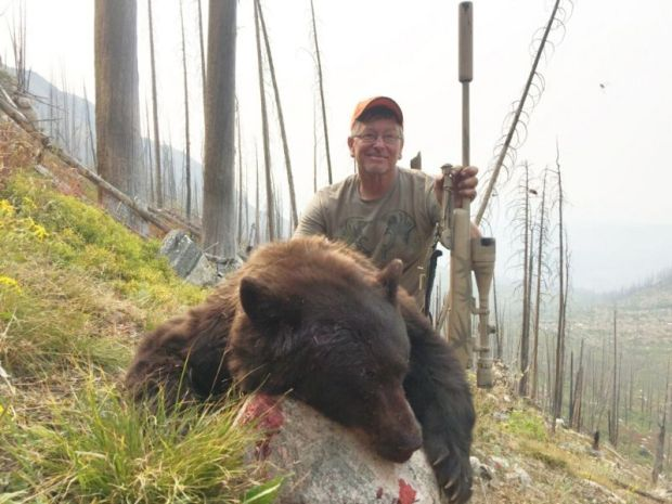 Poacher banned from hunting following 2017 illegal killing, wasting of bear near Steamboat Springs
