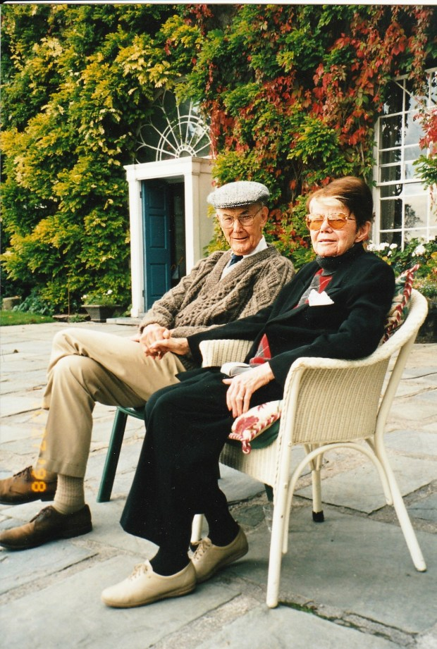 William E. and Madeleine M. St. ...