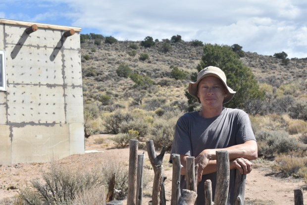 A nomadic plumber found mysterious stones on his land — so he became the first person to return land to the Ute Indian Tribe