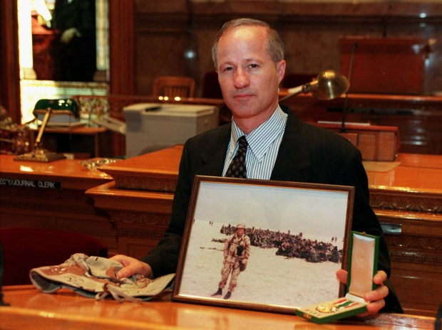 Incoming Aurora mayor Mike Coffman says job won't be a launching pad to higher office
