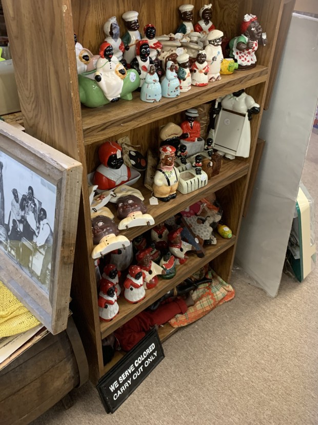 Antique store in southwest Colorado selling racist signs launches community debate