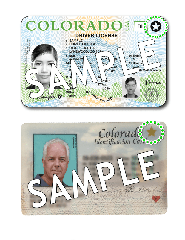 Not sure if you have the new Real ID? If you've got a Colorado driver's license, you likely already do