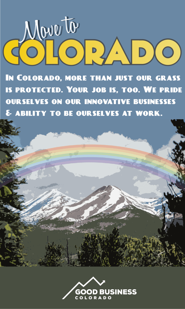 Colorado business group promotes state's anti-discrimination laws to Florida LGBTQ workers with ad buy