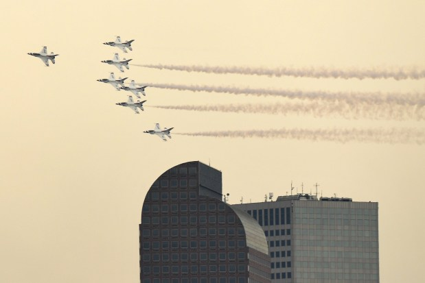 Thunderbirds to honor frontline workers by ...