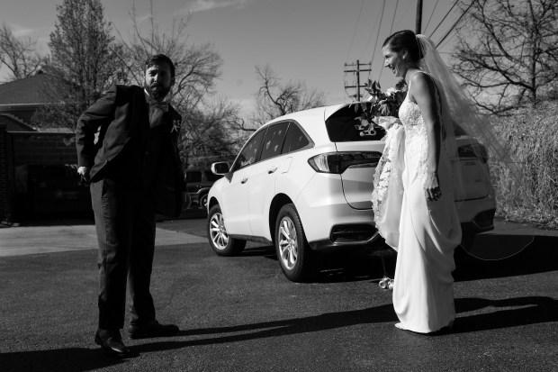 Newlyweds Ryan and Ashley Bradshaw reflect ...