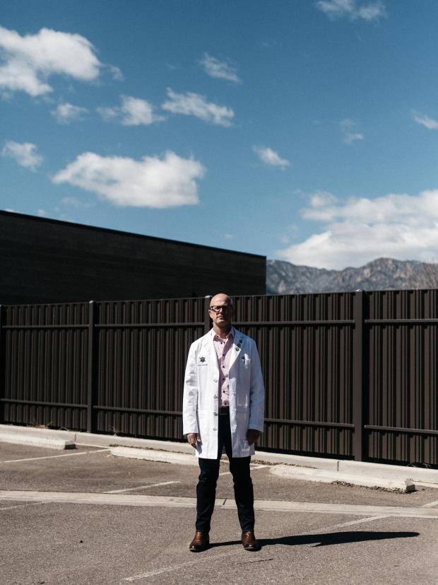 Dr. Leon Kelly, El Paso County's ...