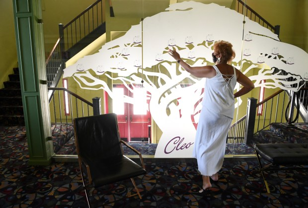 Cleo Parker Robinson Dance founder and ...