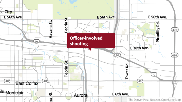 Denver, Aurora police officers fatally shoot armed carjacking suspect