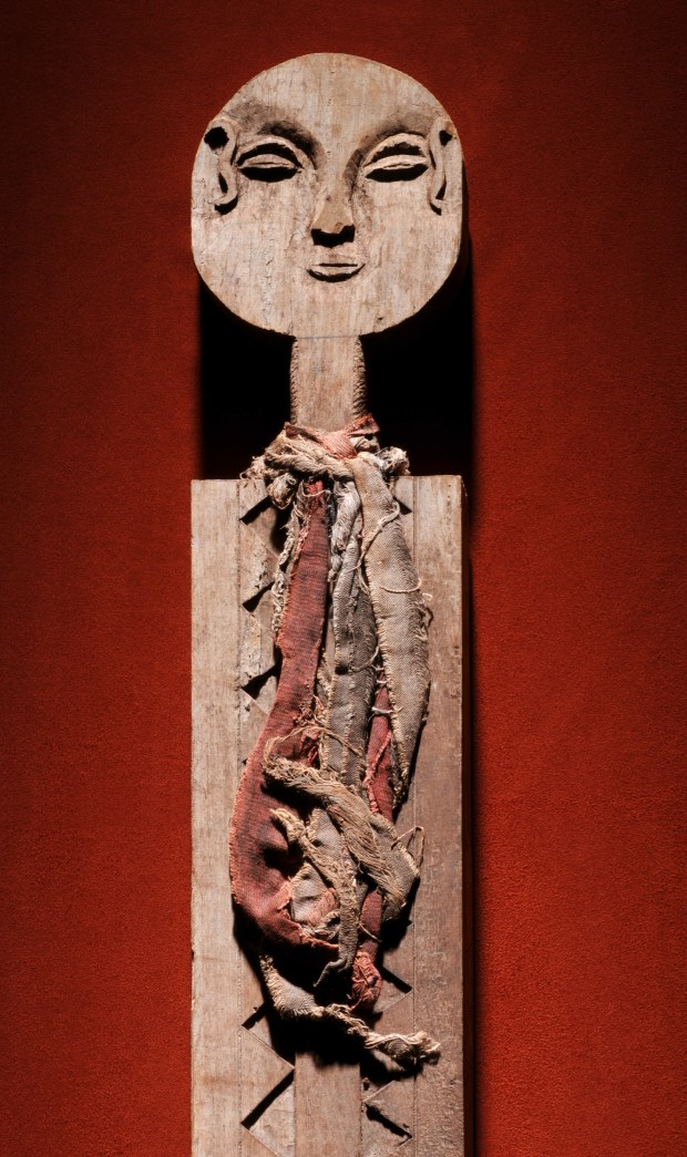 Wood effigy from Giryama | Mijikenda ...