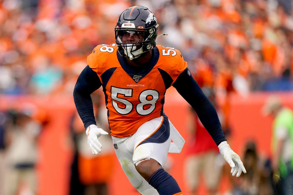 Kiszla vs. O'Halloran: Will linebacker Von Miller ever play another game  for the Broncos? – The Denver Post