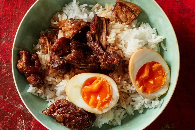 For southern Vietnamese thit heo kho ...