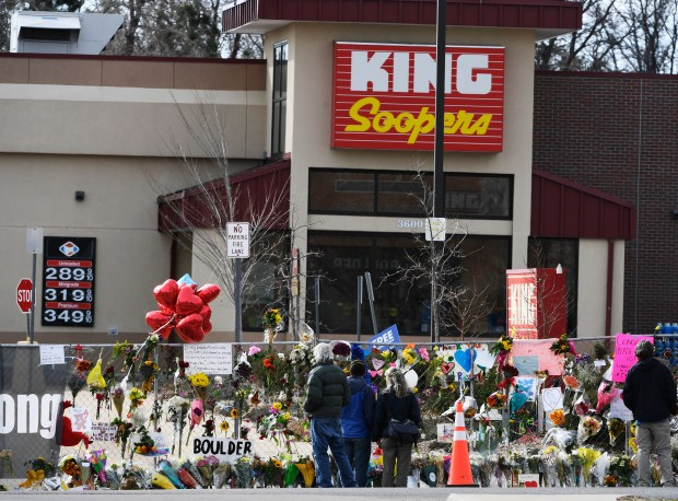 King Soopers grocery store, March 26, ...