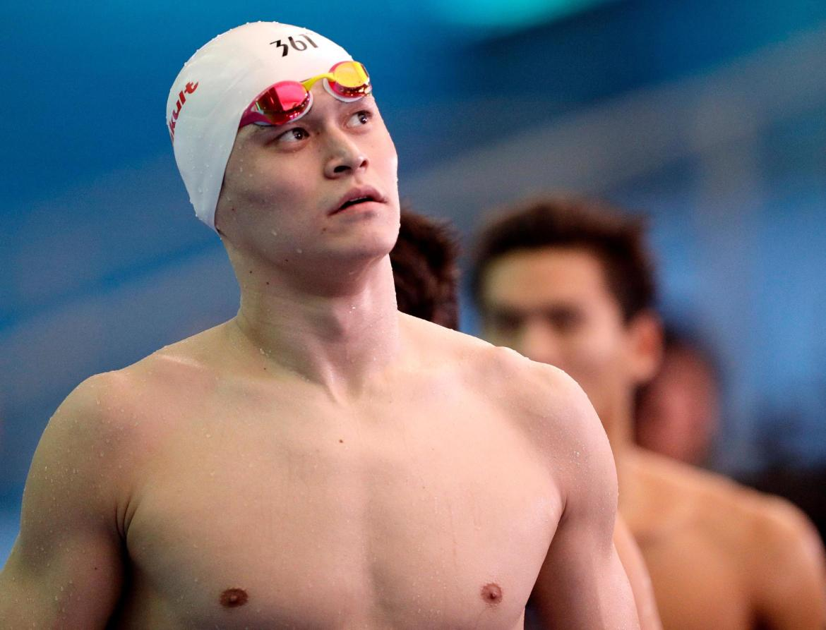 Chinese swimmer Sun Yang banned again, misses Tokyo Olympics – The Denver  Post - Global Circulate