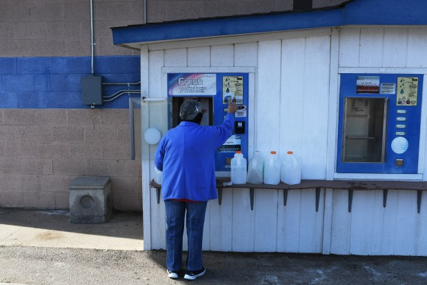 Ruby Lucero, 83, fills up eight ...