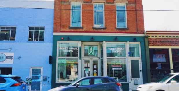 Pedestrian Shops purchased the LoHi building ...