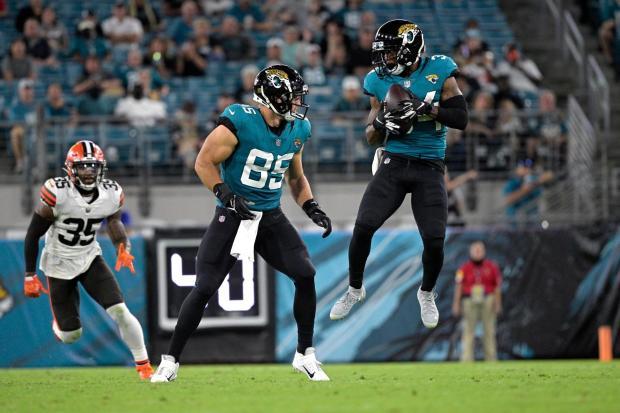 Jacksonville Jaguars wide receiver Tavon Austin, ...