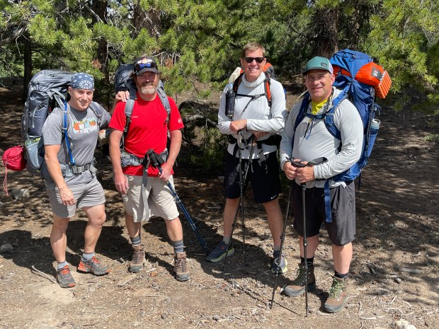 DENVER POST: Mount Princeton Hot Springs is a welcome reward after 4 days of hiking the Colorado Trail