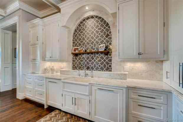 9.3D 5470 S. Highline kitchen - Greenwood Village mansion lists for $7.8M