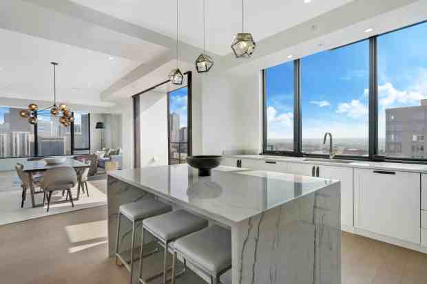 Avalanche star donates Union Station penthouse to $3M . sold in