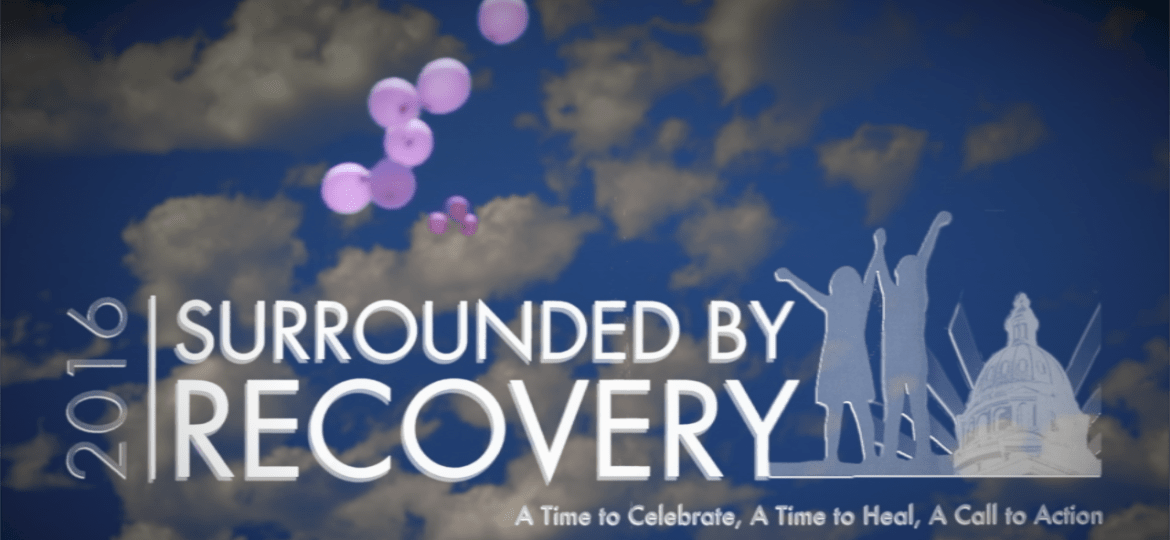 """Surrounded by Recovery"" 