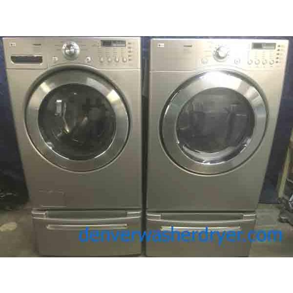 Lg Tromm Electric Dryer