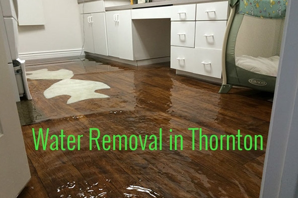 Water Removal in Thornton