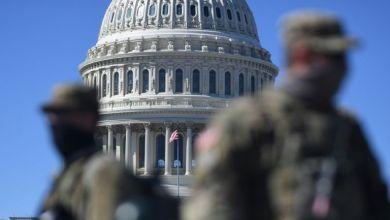 Photo of Biden amplía el blindaje del Capitolio