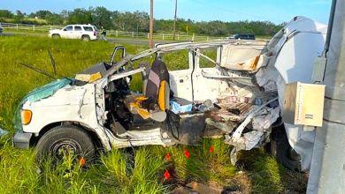 Photo of Diez muertos en un accidente de migrantes en Texas
