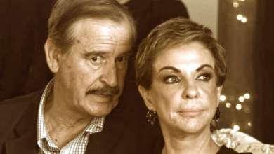 Photo of Vicente FoxyMarta Sahagún, hospitalizados por Covid-19