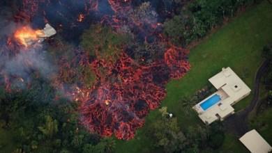 Photo of Ríos de lava arrasan la isla española de La Palma