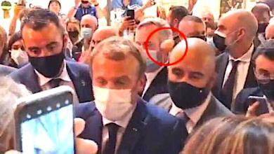 Photo of Huevazo a Macron