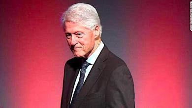 Photo of Hospitalizan a Bill Clinton