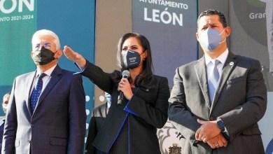 Photo of Ale Gutiérrez ya es alcaldesa de León: «La gente pide seguridad»