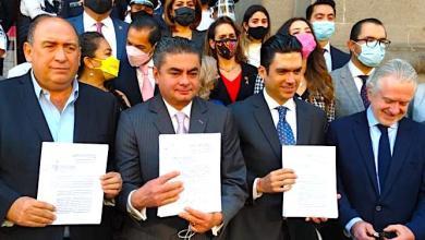 Photo of 'Va por México' contra la revocación de mandato