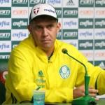 Palmeiras demite Eduardo Baptista