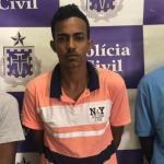 Três homens foram presos com um carro roubado em Itinga