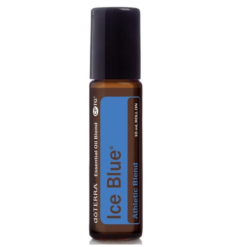 Ice Blue Roll On Athletic Blend 10mL