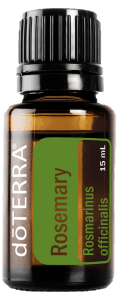 Rosemary Doterra Clear Background