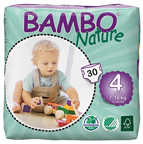 Bambo Nature Luiers 4 Maxi 7-18kg