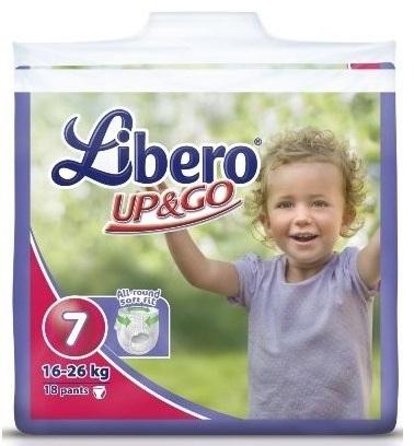 Libero Up&Go XL Plus 16-26kg 18st